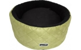 High Sided Round Cat Apple / Black Hemmo And Co