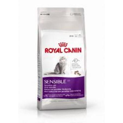 royal canin sensible 33 cat 10kg 2kg free. Black Bedroom Furniture Sets. Home Design Ideas