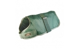 Outhwaites Green padded Dog coat 28""