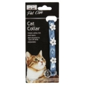 PPI Cat Collar Blue Rhinestone