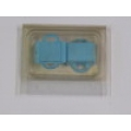 Staywell Cat Door 20kb Spare Collar Keys Light Blue Pack