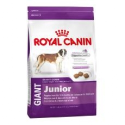Royal Canin Giant Junior 15kg plus 3kg