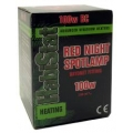 Red Night spotlamp 100w bayonet 100w