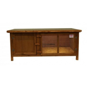 "Everyday Single Storey Hutch 131 X 65 X 57cm - 51"" X 25"" X 22"""