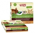 Living world teach n treat interactive rabbit toy