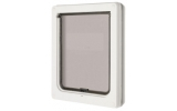 Pet Mate Dog Mate Medium Dog Flap Door White