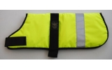 "Animate 28"" Unlined Hi - Vis Dog Coat"