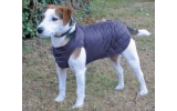 "Cosipet 28"" - 70cm Navy Blue Quilted Step In Dog Coat"