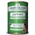 Arden Grange Partners tins Lamb & Rice 395g