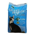 Lightweight white Cat Litter 20kg
