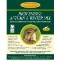 High energy No Mess Autumn Winter Wild Bird Mix 12.75kg Johnston And Jeff