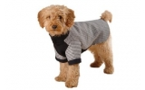 """Cosipet 18"""" Tooth Check Dog Coat"""
