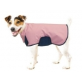 Cosipet weathermate pink dog coat 10&quot;