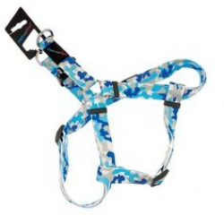 "Hem & Boo Harness 3/4"" x  30"" (1.9 x 76cm Blue"