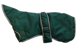 Outhwaite Green Greyhound padded Dog coat 28""
