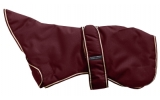 Outhwaite Maroon Greyhound padded coat 30&quot;