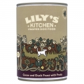 Lilys Kitchen Dog Goose and Duck Feast  400g