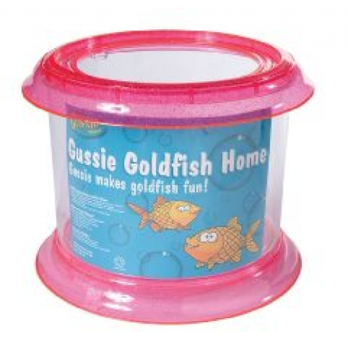 armitage fish bowl pink lid
