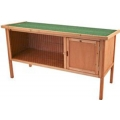Harrisons keswick hutch 129 x 50 x 70cm