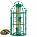 Nuttery Seed Feeder Small Squirrel Proof with Bracket