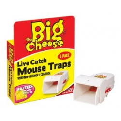 S.T.V live catch R.T.U MOUSE trap 2trap
