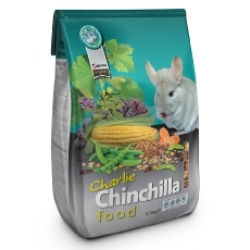 Charlie chinchilla mix 2.5kg