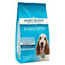 Arden Grange Puppy Junior 2.5kg