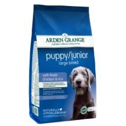 Arden Grange Large Breed Puppy Junior Chicken 12kg