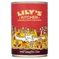 Lilys Kitchen Dog Food Wild Campfire Stew 400g