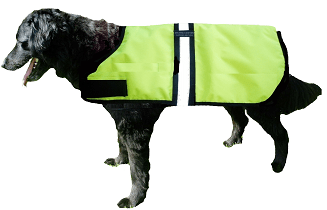 Outhwaite High Vis Dog Coat