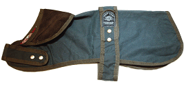 Outhwaite Waxed Dog Coat