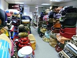 Warrington Shop Beds