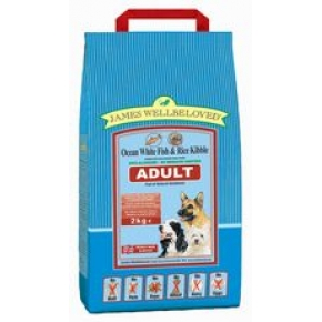 James Wellbeloved Adult Dog Fish and Rice 2kg