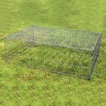Harrisons Appleby small animal chicken run 180 x 120 x 60cm