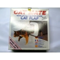 Pet Mate Cat Mate Glass Fitting Electromagnetic Brown
