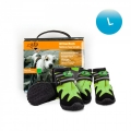 All For Paws Outdoor Dog All Road Boots Green Large
