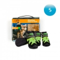 All For Paws Outdoor Dog All Road Boots Green Small