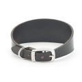 Ancol black Whippet - Lurcher Collar 14""