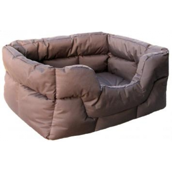 Country Dog Heavy Duty Rectangular Waterproof Softee Beds