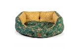 "Danish Design FatFace Meadow Floral Deluxe Slumber Pet Bed 35"" - 89cm"