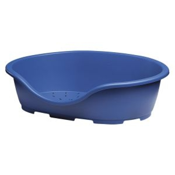 Plastic Oval Dog Beds