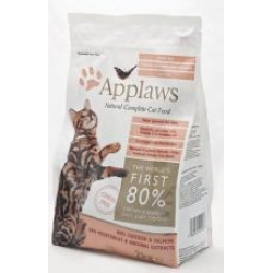 Applaws Cat Salmon dry food 2kg