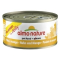 Almo Nature Classic Cat Chicken And Mango 70g Jelly Can