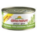 Almo Nature Classic Cat Chicken And Pineapple Jelly 70g Can