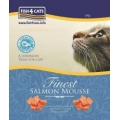 Fish 4 Cats Salmon Mousse 100g Pouch