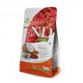N&D Natural & Delicious Adult Cat Herring And Orange 1.5kg Dry Food