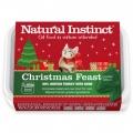 Natural Instinct Natural Christmas Feast Cat Food 2 X 500g Frozen