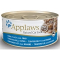 Applaws Cat Can Tuna With Crab 70g