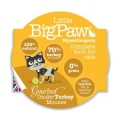 Little Big Paw Gourmet Cat Tender Turkey Mousse 85g