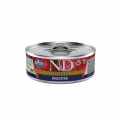 N&D Natural & Delicious Adult Cat Duck & Quinoa Digestion 80g Wet Tin Food